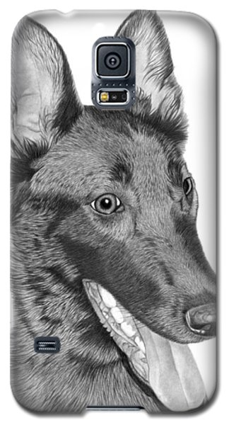 Roxy - 028 Galaxy S5 Case by Abbey Noelle