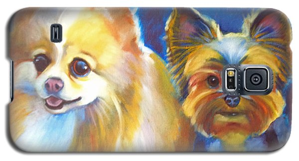 Roxy And Kiki Galaxy S5 Case
