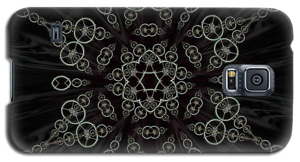 Galaxy S5 Case featuring the digital art Royal Amulet For The Princess by Rhonda Strickland