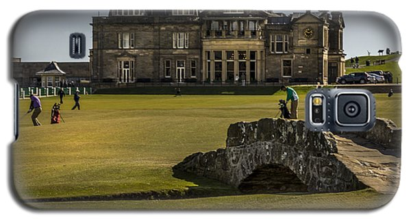 Wall Pictures Royal And Ancient Golf Club Galaxy S5 Case
