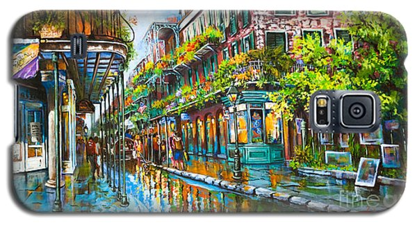 Royal At Pere Antoine Alley, New Orleans French Quarter Galaxy S5 Case