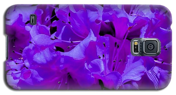 Royal Azaleas Galaxy S5 Case