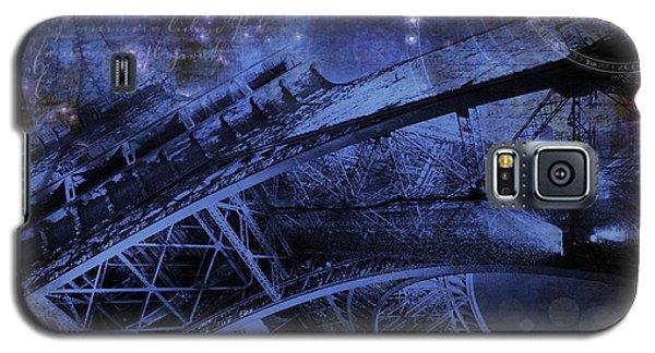 Royal Eiffel Tower Galaxy S5 Case
