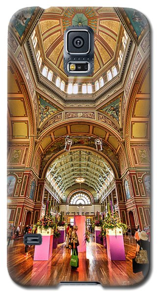 Royal Exhibition Building II Galaxy S5 Case