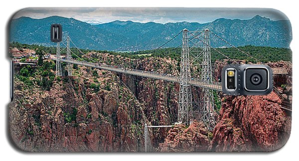 Royal Gorge Bridge Galaxy S5 Case