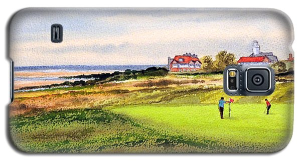 Royal Liverpool Golf Course Hoylake Galaxy S5 Case