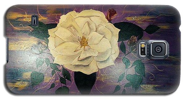 Royal Majestic Magnolia Galaxy S5 Case