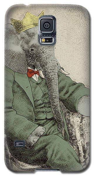Royal Portrait Galaxy S5 Case