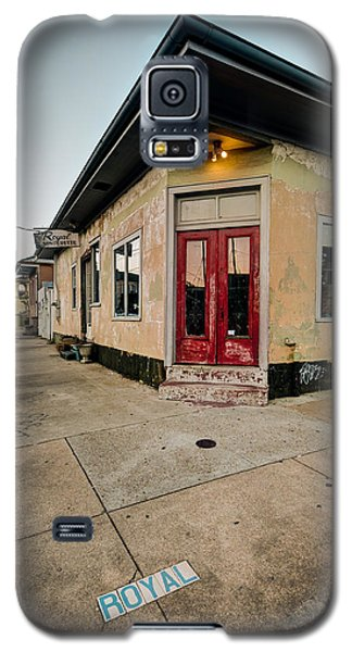 Galaxy S5 Case featuring the photograph Royal Street Landerette In The Marigny Of New Orleans by Ray Devlin