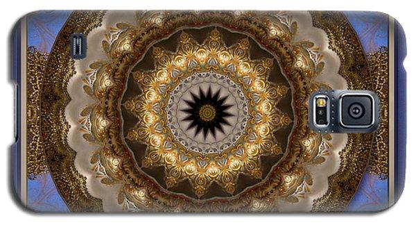 Royalty Galaxy S5 Case by Barbara R MacPhail