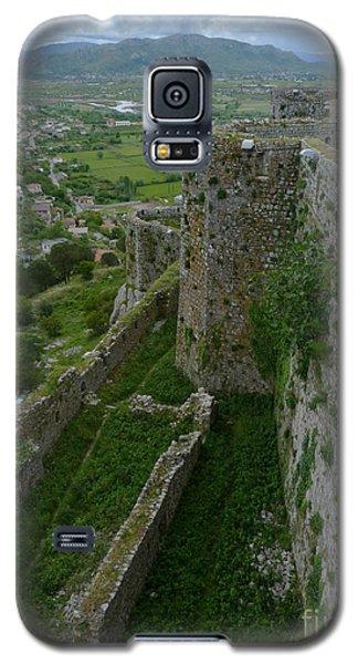 Rozafa Castle - Albania Galaxy S5 Case