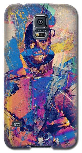 Rubber Tin Man  Galaxy S5 Case