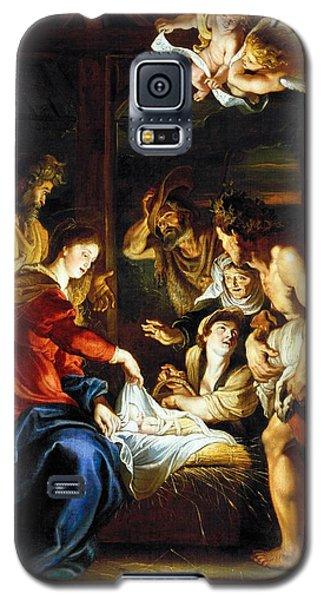 Rubens Adoration Galaxy S5 Case