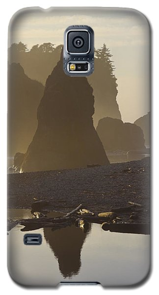 Ruby Beach #2 Galaxy S5 Case