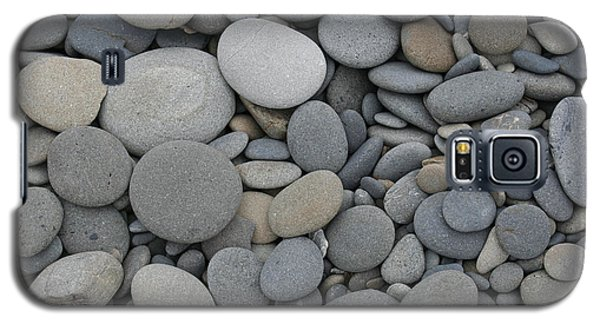 Ruby Beach Pebbles Galaxy S5 Case