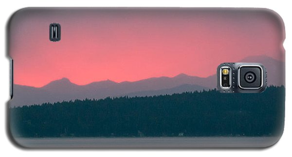 Ruby Rainstorm Galaxy S5 Case