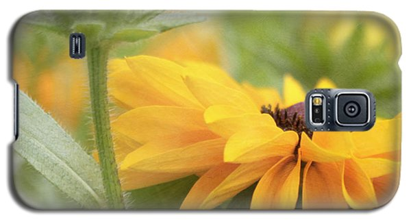 Rudbeckia Flower Galaxy S5 Case