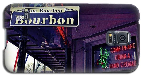 Rue Bourbon Street Galaxy S5 Case