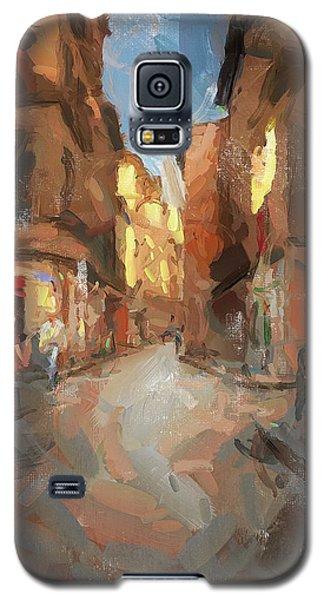 Rue Du Doyenne Galaxy S5 Case