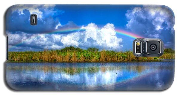 Rue's Rainbow Galaxy S5 Case by Mark Andrew Thomas
