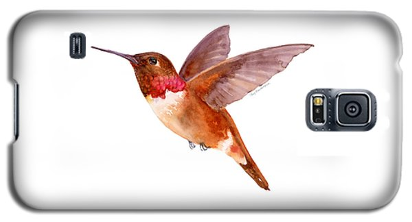 Rufous Hummingbird Galaxy S5 Case