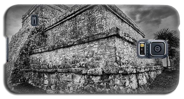 Ruin At Tulum Galaxy S5 Case