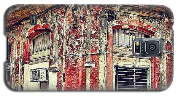 Iger Galaxy S5 Case - Ruins - Havana once Upon A Time by Joel Lopez