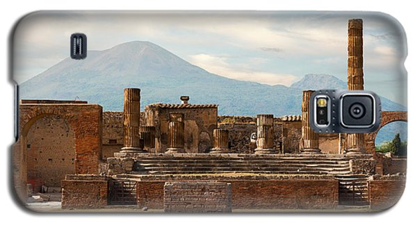 Ruins Of Pompeii Galaxy S5 Case by Gurgen Bakhshetsyan