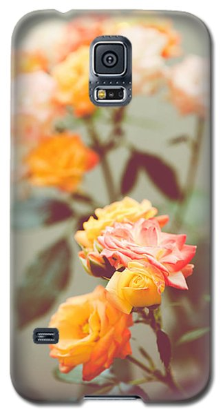 Galaxy S5 Case featuring the photograph Rumba Rose by Ari Salmela