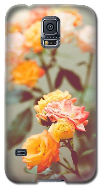 Rumba Rose Galaxy S5 Case