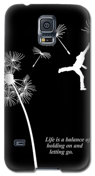 Rumi Inspirational Quote Galaxy S5 Case
