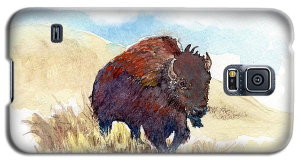 Running Buffalo Galaxy S5 Case