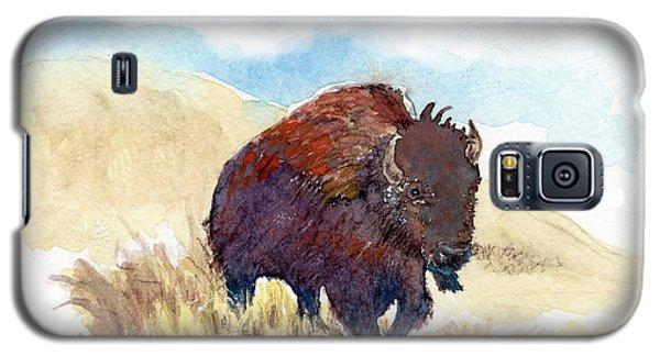 Running Buffalo Galaxy S5 Case