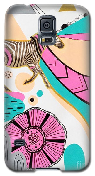 Running High Galaxy S5 Case