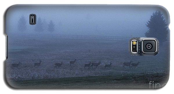 Running In The Mist Galaxy S5 Case