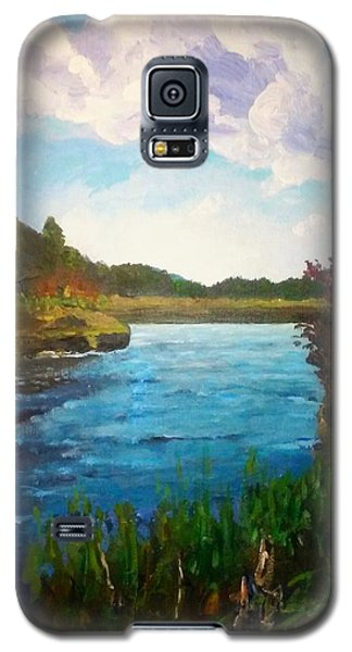 Running River Galaxy S5 Case