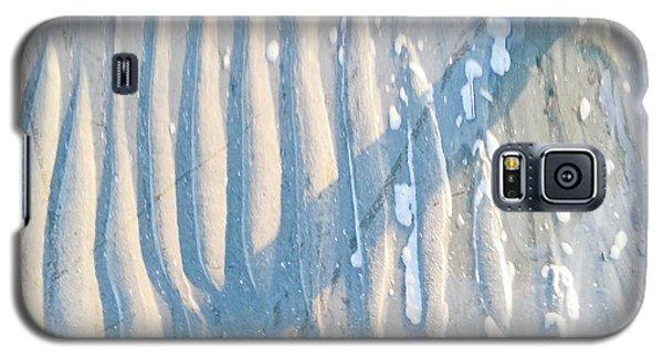 Galaxy S5 Case featuring the digital art Runs Thru It by Ken Walker