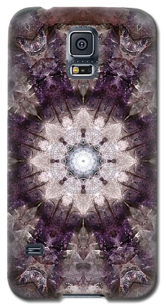 Runs With Wolves Galaxy S5 Case