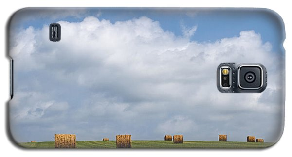 Rural America - A View From Kansas Country Roads Galaxy S5 Case