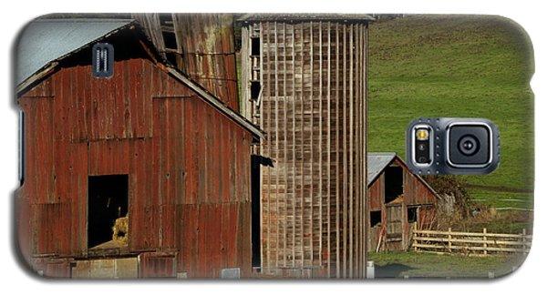 Rural Barn Galaxy S5 Case