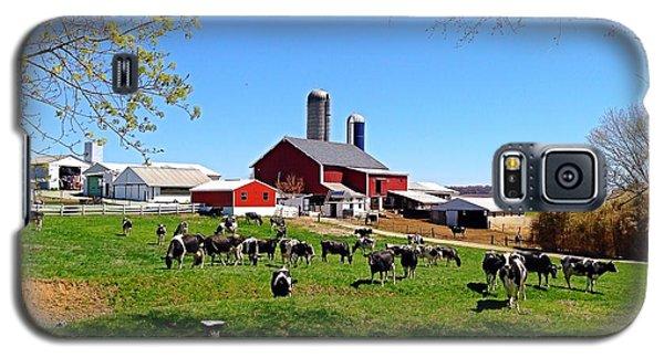 Rural Farm Galaxy S5 Case