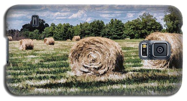 Rural Georgia Galaxy S5 Case by Linda Blair