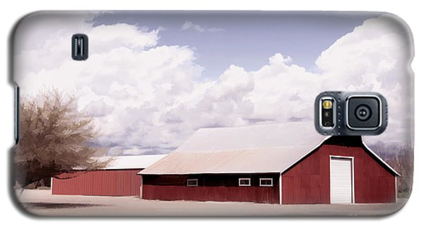 Rural Highway 99 Galaxy S5 Case