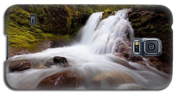 Rushing Cascades Galaxy S5 Case