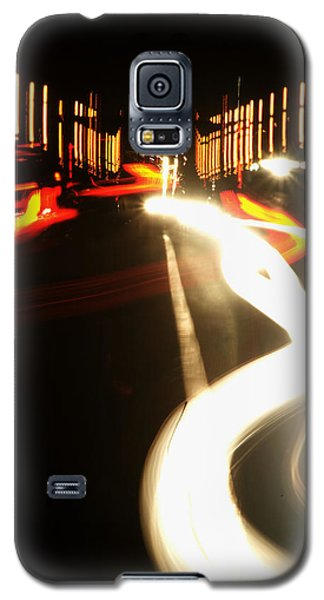 Rushing Traffic Galaxy S5 Case