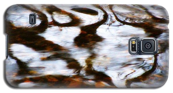 Rushing Water Galaxy S5 Case by Deborah  Crew-Johnson