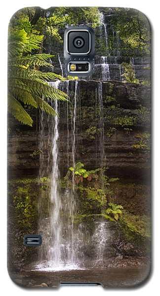 Russell Falls Galaxy S5 Case by Kim Andelkovic