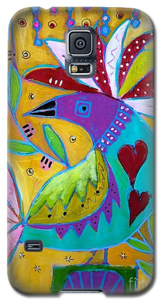 Russian Bird  Galaxy S5 Case