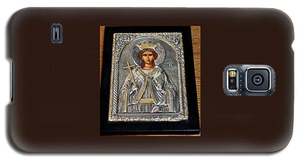 Russian Byzantin Icon Galaxy S5 Case