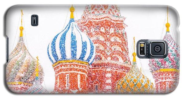 Russian Winter Galaxy S5 Case by Alexander Senin